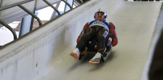 Latvijas kamaniņu komanda izcīna bronzu Eiropas čempionāta stafetē