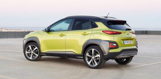 Nesaskaņu dēļ ar 'Hyundai' vadību darbinieki aptur 'Kona' modeļa ražošanu
