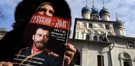 Димитрий Саввин. Русское прошлое — европейское будущее?