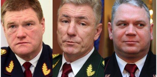 Koalīcija atbalsta pilnvaru termiņa pagarināšanu Ķuzim, Āboliņam un Garbaram