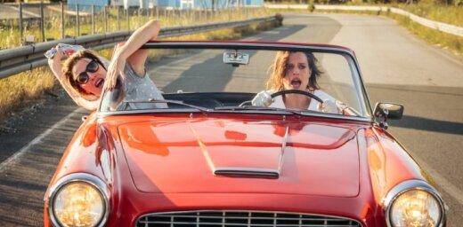 Latvijā sāk demonstrēt itāliešu komēdiju/ drāmu 'Prieka trakumā'