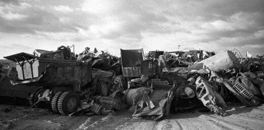 Radioaktīvi tanki Donbasā, zombiji un HIV – Černobiļas baumas