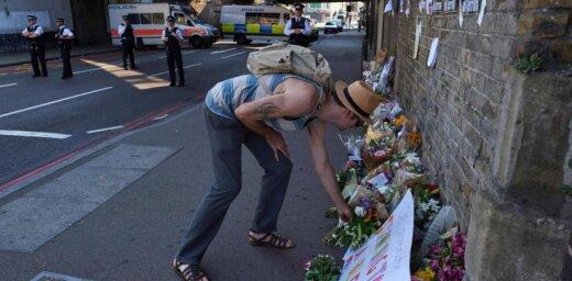'Gribu nogalināt visus musulmaņus' – aculiecinieki atceras Londonas mošejas uzbrucēja saucienu