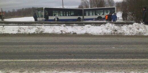 Kāpēc Bolderājā nekursē sabiedriskais transports? (papildināts)