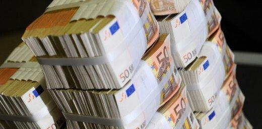 """""""Потолок"""" взносов соцстрахования увеличили до 55 тысяч евро"""