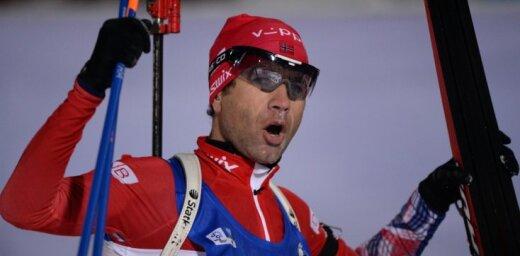 Bjerndālens vismaz līdz Phjončhanas Olimpiādei turpinās slēpot un šaut