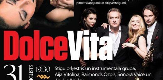 Koncerts Dolce Vita