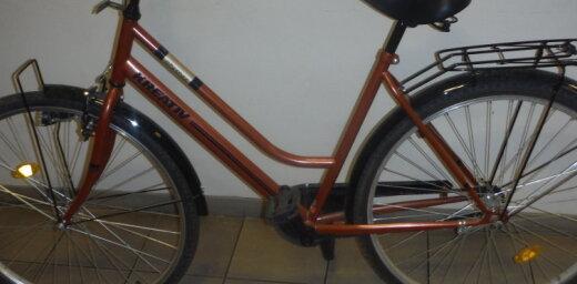 Valsts policija aicina atsaukties velosipēda īpašnieku