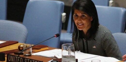 Постпред США в ООН призвала оказать давление на Россию