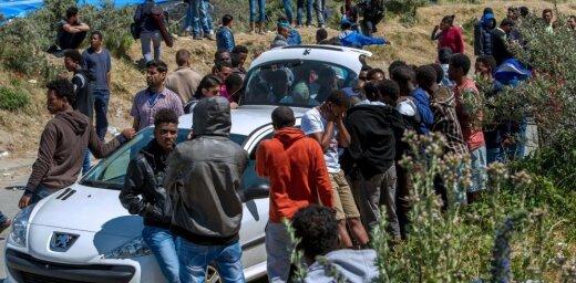Чехия отказалась принимать беженцев по квотам ЕС