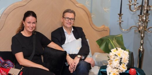 Foto: Ar slavenību burziņu Vecrīgā atklāj smalku franču viesnīcu