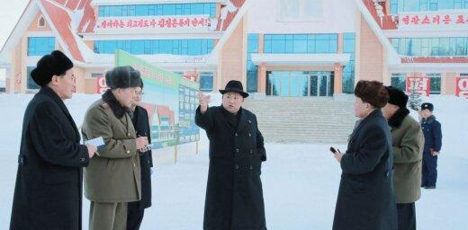 Karu ar Ziemeļkoreju var izraisīt pārrēķināšanās, uzskata ANO sūtnis