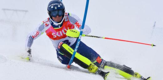 Baltijas kausā slalomā Somijā rekordskaits dalībnieku un valstu