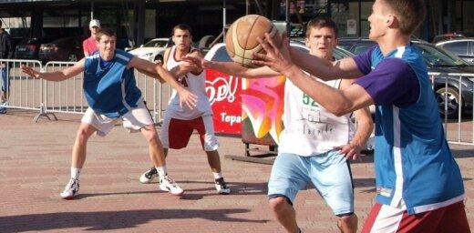 Fotoreportāža: 'Ghetto Basket' turnīrs Ventspilī