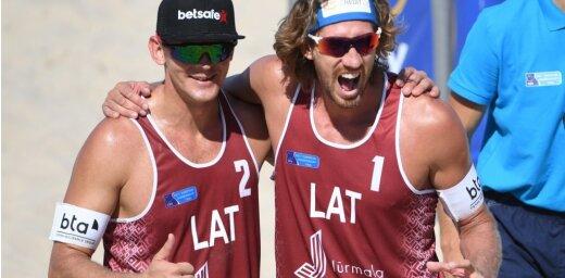 Пять причин, по которым нельзя пропускать чемпионат Европы по пляжному волейболу в Юрмале