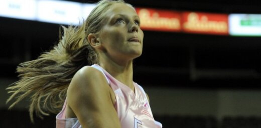 Баскетболистка сборной Латвии женилась на своей подруге