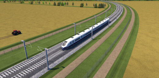 "Представитель Европарламента объяснил, как Rail Baltica может ""пойти коту под хвост"""