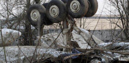 СМИ: Латвия передала Польше новые аудиозаписи по крушению Ту-154 под Смоленском