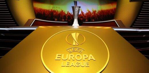 """""""Вентспилс"""", """"Лиепая"""" и """"Рига"""" получили соперников по первому раунду Лиги Европы"""