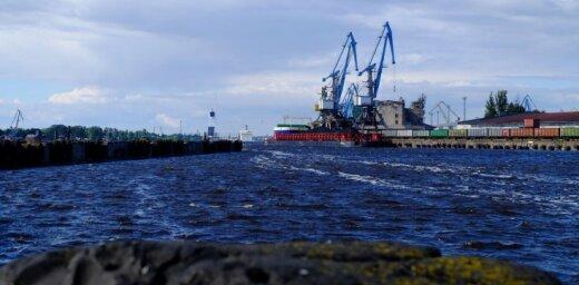Šļakatas un kuģi: Vasarīgā Andrejsala aculiecinieka kadros