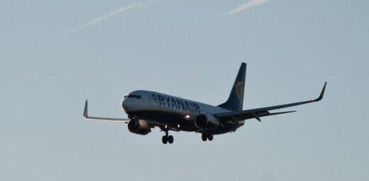 За сутки отменили пять авиарейсов Рига-Лондон в обоих направлениях