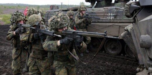Немецкий генерал предостерег от операции НАТО в Сирии