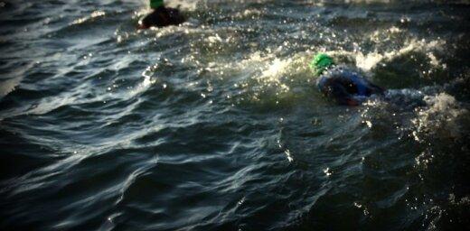 Viļānos pēc mēģinājuma pārpeldēt ūdenstilpni viens izglābts, viens noslīcis