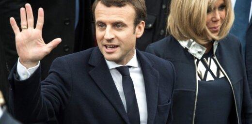 Francijas prezidents Makrons premjera amatā no jauna ieceļ Filipu