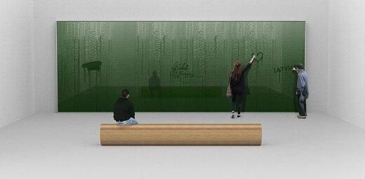 Latvija ar Artūra Analta darbu pirmoreiz tiks pārstāvēta Londonas Dizaina biennālē