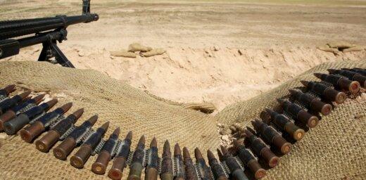 Irākas Kurdistānas karavīri nobloķē un atkal atbloķē ceļus uz Mosulu