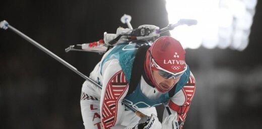 Rastorgujevs izcīna 15. vietu Pasaules kausa priekšpēdējā posma iedzīšanas sacensības