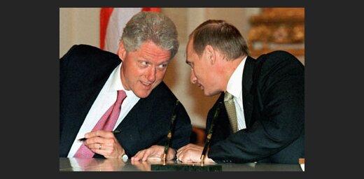 Klintons un Putins