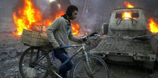 На переговорах по Сирии договорились о прекращении огня в течение недели