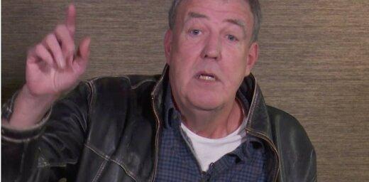 Video: Klārksons atklājis, kādu auto viņš novēlētu savam ienaidniekam