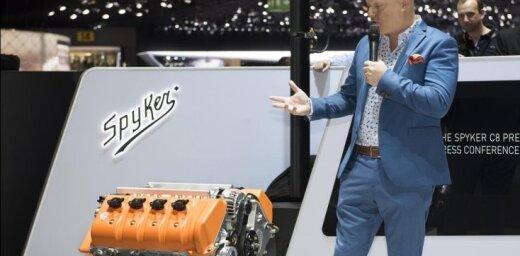 'Koenigsegg' uzskata, ka viņu 600 ZS motors kalpos 200 gadus