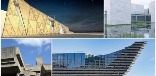 Iekārojami galamērķi – 10 jauni muzeji, kas tiks atvērti 2018. gadā