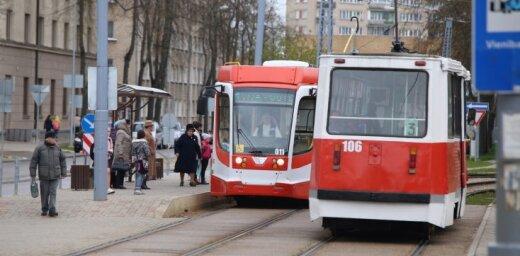 Daugavpilij tramvajus piegādās Krievijas ieroču ražotājs