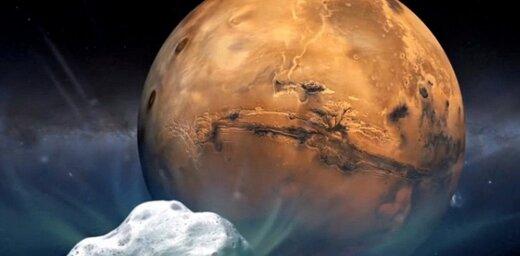 У Марса обнаружили исчезающие спутники