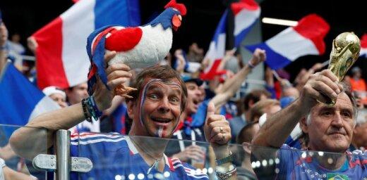 ЧМ-2018. ТЕКСТОВЫЙ ОНЛАЙН: Уругвай — Франция 0:0