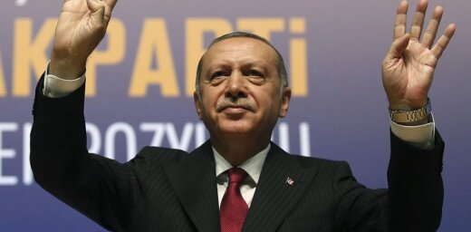 Erdogans piesaka ASV elektronikas preču boikotu