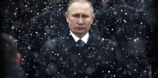 """Путин не чувствует себя """"на троне"""" и анонсировал полет на Марс в 2019 году"""
