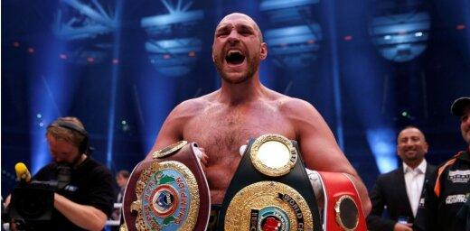 Fjūrijs vienojas ar Lielbritānijas Antidopinga aģentūru un varēs atsākt boksera karjeru