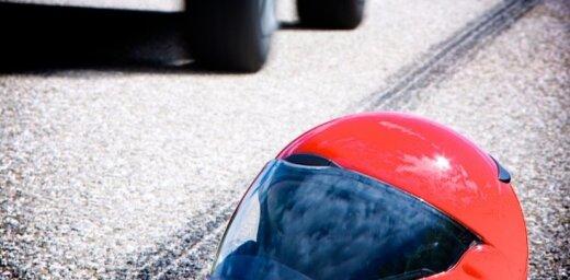 В ДТП на Югле пострадал мотоциклист: полиция ищет очевидцев аварии