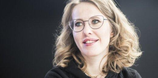 Ксения Собчак представила фильм о своем отце в Каннах