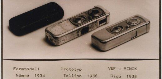 Fotogrāfijas muzejā būs skatāma izstāde 'Pasaule ar Minox. Riga'