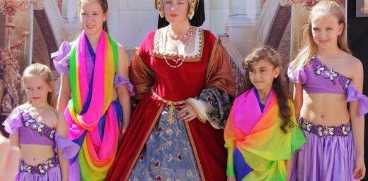 ФОТО: В Риге прошел яркий праздник Майского Графа