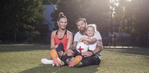 Iedzīvotājus aicina ieviest ikdienā vismaz vienu veselīgu paradumu vai iemācīties jaunu sporta veidu