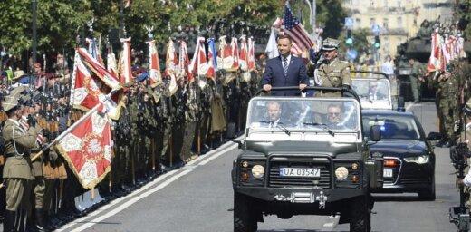 Latvijā ieradīsies Polijas bruņoto spēku komandieris
