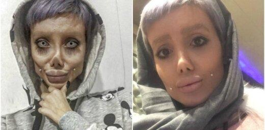 Biedējošā Džolijas līdziniece no Irānas visus apmānījusi