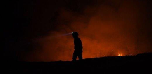 Pēc traģiskajiem meža ugunsgrēkiem no amata atkāpjas Portugāles iekšlietu ministre